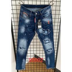 Heren Skinny Slim Fit Jeans