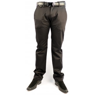 Heren Casual Broek Slim fit Zwart HCB001| Fashion Planet