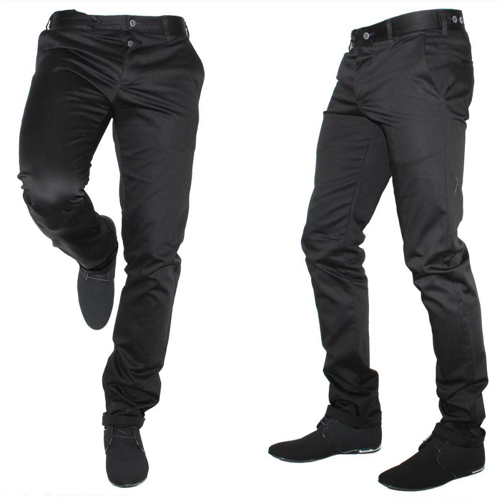 Zwarte jeans heren