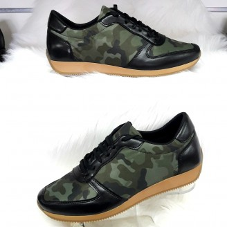 Heren Leger Sneakers