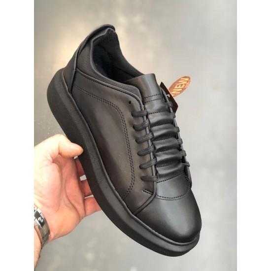 A.Mcqueen Platform Sneakers