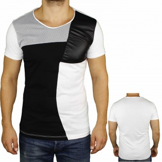 Heren Body Slim Fit T-Shirt