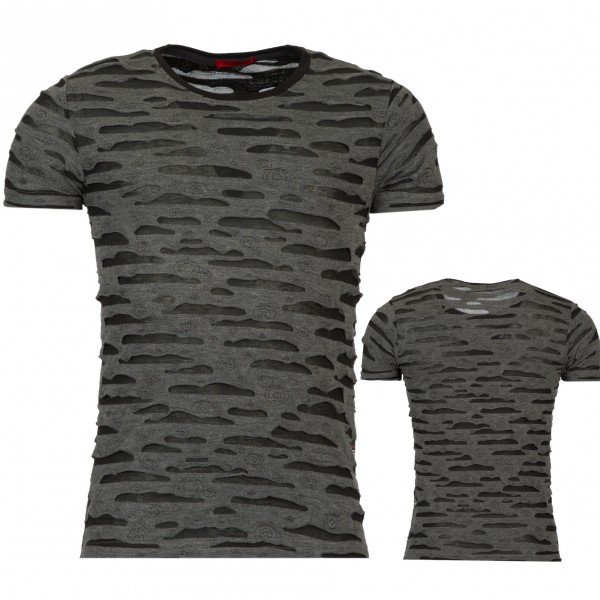 Heren T-Shirt Lust Black