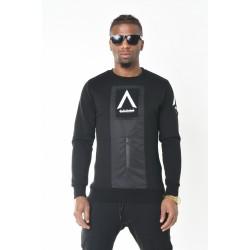 Mannen Trui Abdee Sweater Zwart