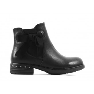 Dames Chelsea Booties - Black